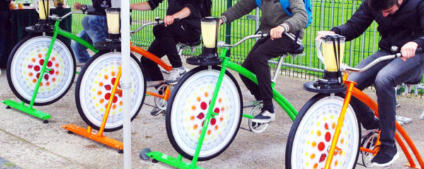 vélo smoothie